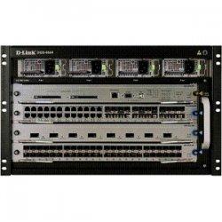 D-Link - DGS-6600-48TS - D-Link DGS-6600-48TS Switching Module - 24 x 10/100/1000Base-T LAN - 24 x SFP 100 Mbit/s - 24 x Expansion Slots