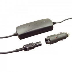 Battery Technology - AA-1960130 - BTI Auto/Airline Adapter - 60 W Output Power - 3.16 A Output Current
