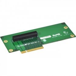 Supermicro - RSC-R2U-E8 - Supermicro RSC-R2U-E8 Riser Card - 1 x PCI Express x8 PCI Express x8 2U Chasis