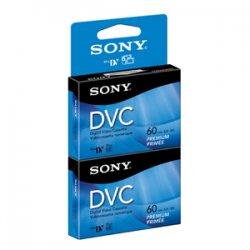 Sony - DVM60PRR2 - Sony DVC Premium Cassette - DVC - 60 Minute