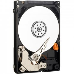 "Western Digital - WD3200BUCT - WD AV-25 WD3200BUCT 320 GB 2.5"" Internal Hard Drive - SATA - 5400rpm - 16 MB Buffer"