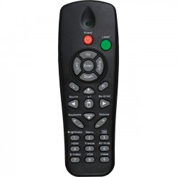 Optoma - BR-3057L - Optoma BR-3057L Remote Control with Laser - For Projector