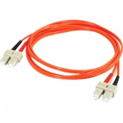 C2G (Cables To Go) - 11149 - 15m SC-SC 62.5/125 OM1 Duplex Multimode Fiber Optic Cable (TAA Compliant) - Orange - Fiber Optic for Network Device - SC Male - SC Male - 62.5/125 - Duplex Multimode - OM1 - TAA Compliant - 15m - Orange