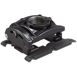 Chief - RPMA-028 - Chief RPMA028 Ceiling Mount for Projector - 50 lb Load Capacity - Steel - Black