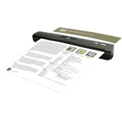 Adesso / ADS Technologies - EZSCAN2000 - Adesso EZScan 2000 Sheetfed Scanner - 600 dpi Optical - 48-bit Color - 16-bit Grayscale - USB