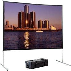 """Da-Lite - 34225 - Da-Lite Fast-Fold Deluxe 34225 Manual Replacement Surface - 151"""" - 4:3 - 90"""" x 120"""" - Da-Mat"""