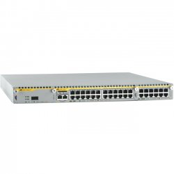 Allied Telesis - AT-X900-24XT-P-80 - Allied Telesis AT-x900-24XT Layer 3 Switch - 24 Ports - Manageable - 3 x Expansion Slots - 10/100/1000Base-T - 24 x Network - 3 Layer Supported - 1U High