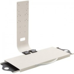 Innovative Office Products - 8209-232 - Innovative 8209 Mounting Tray for Flat Panel Display, Keyboard, Mouse - Aluminum - Linen White