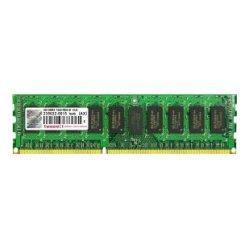 Transcend - TS1GKR72V3Y - Transcend 8GB DDR3 SDRAM Memory Module - 8 GB (1 x 8 GB) - DDR3 SDRAM - 1333 MHz DDR3-1333/PC3-10600 - ECC - Registered - 240-pin - DIMM