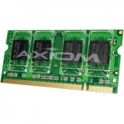 Axiom Memory - AX27592503/1 - Axiom 8GB DDR3 SDRAM Memory Module - 8 GB (1 x 8 GB) - DDR3 SDRAM - 1333 MHz DDR3-1333/PC3-10600 - Non-ECC - Unbuffered - 204-pin - SoDIMM