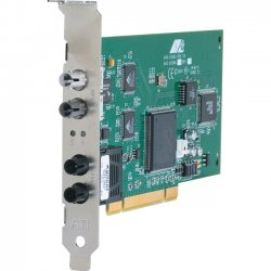 Allied Telesis - AT-2746FX/ST/SC-901 - Allied Telesis AT-2746FX/ST/SC Fibre Optic Card - PCI - 2 Port(s)