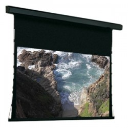 Draper - 101658 - Draper Premium Electric Projection Screen - 165 - 16:10 - Ceiling Mount, Wall Mount - 87.5 x 140 - Pearl White