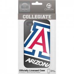 Centon Electronics - IPH4C-AZ - Centon Collegiate iPhone Case - iPhone - Black - University of Arizona Logo