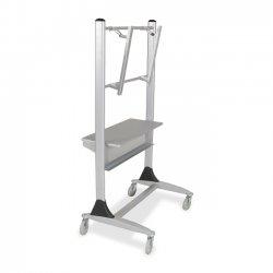 Best-Rite / MooreCo - 27544 - Platinum Flat Panel Stand