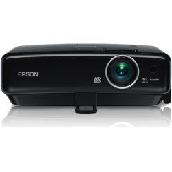 Epson - V11H444020 - Epson MegaPlex MG-850HD LCD Projector - 720p - HDTV - 16:10 - F/1.6 - 1.7 - UHE - 200 W - NTSC, PAL, SECAM - 4000 Hour Normal Mode - 5000 Hour Economy Mode - 1280 x 800 - WXGA - 3,000:1 - 2800 lm - HDMI - USB - VGA In - 277 W