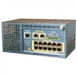 Cisco - WS-C2955T-12-RF - Cisco Catalyst 2955T-12 12-Port Ethernet Switch - 12 x 10/100Base-TX, 2 x 10/100/1000Base-T
