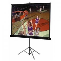 Da-Lite - 36472 - Da-Lite Picture King Manual Projection Screen - 120 - 4:3 - 69 x 92 - High Contrast Matte White