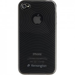 Kensington - K39520US - Grip Case for iPhone 4/4S, Black