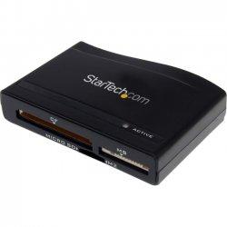 StarTech - FCREADHCU3 - StarTech.com USB 3.0 Multi Media Flash Memory Card Reader - 16-in-1 - CompactFlash Type I