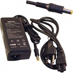 Dantona - DQ-02K6807-5525 - DENAQ 16V 3.5A 5.5mm-2.5mm AC Adapter for IBM ThinkPad Series Laptops - 56 W Output Power - 3.50 A Output Current