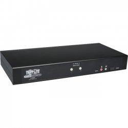 Tripp Lite - B002-DUA2 - Tripp Lite B002-DUA2 2-Port Secure KVM Switch DVI / USB Audio NIAP EAL2 TAA GSA - 2 Port - Desktop