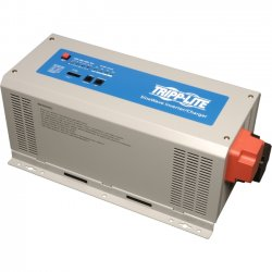 Tripp Lite - APS1012SW - Tripp Lite 1000W APS 12VDC 120V Inverter / Charger w/ Pure Sine-Wave Output Hardwired - Input Voltage: 12 V DC, 120 V AC - Output Voltage: 120 V AC - Continuous Power: 1 kW