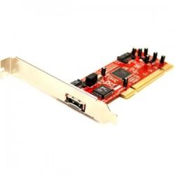 Bytecc - BT-P150E - Bytecc PCI SATA Host Controller Card - Serial ATA/150 - PCI - Plug-in Card - RAID Supported - 0, 1 RAID Level - 3 Total SATA Port(s) - 2 SATA Port(s) Internal