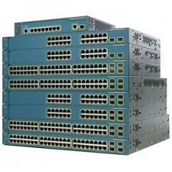 Cisco - WS-C3560G-48TSS-RF - Cisco Catalyst 3560 48-Port Multi-Layer Ethernet Switch - 48 x 10/100/1000Base-T