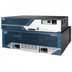 Cisco - CISCO3825-RF - Cisco 3825 Integrated Services Router - 2 x AIM, 4 x PVDM - 2 x 10/100/1000Base-T LAN, 2 x USB
