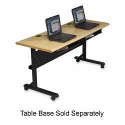 Best-Rite / MooreCo - 89775 - Balt Training Table - Rectangle Top - 60 Table Top Width x 24 Table Top Depth x 1.25 Table Top Thickness - 29.50 Height - Assembly Required