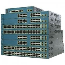 Cisco - WS-C3560G-48PS-S-RF - Cisco-IMSourcing Catalyst 3560 48-Port Multi-Layer Ethernet Switch with PoE - 48 Ports - Manageable - Refurbished - 4 x Expansion Slots - 10/100/1000Base-T, 1000Base-X - 48 x Network, 4 x Expansion Slot - 4 x SFP Slots - 4