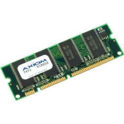 Axiom Memory - AXCS-7825-H4-2G - 2GB DRAM Module for Cisco # MEM-7825-H4-2GB - 2 GB (1 x 2 GB) - DDR2 SDRAM - 800 MHz DDR2-800/PC2-6400 - ECC - Unbuffered - 240-pin - DIMM