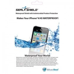 Seal Shield - SSPH4 - Seal Shield Carrying Case (Sleeve) for iPhone - Water Proof - Plastic