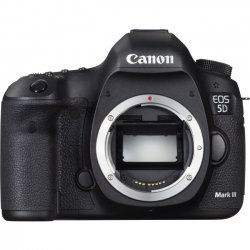 Canon - 5260B002 - Canon EOS 5D Mark III 22.3 Megapixel Digital SLR Camera Body Only - Black - 3.2 LCD - 5760 x 3840 Image - 1920 x 1080 Video - HDMI - PictBridge - HD Movie Mode
