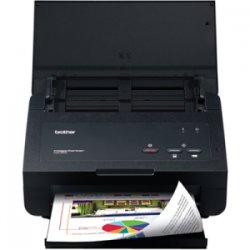 Brother International - ADS-2000 - Brother ImageCenter ADS-2000 Sheetfed Scanner - 600 dpi Optical - 30-bit Color - 8-bit Grayscale - 24 ppm (Mono) - 24 ppm (Color) - USB