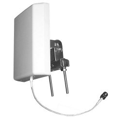Ventev - M4070100P11206 - TerraWave M4070100P11206 Patch Antenna - 7 dBi, 10 dBi - 1 x N-type