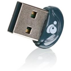IOGear - GBU521W6 - IOGEAR GBU521W6 Bluetooth 4.0 - Bluetooth Adapter for Desktop Computer/Notebook/Tablet/Smartphone - USB - 3 Mbit/s - 2.48 GHz ISM - 30 ft Indoor Range - External