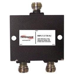 Ventev - RMFLT-2-T35-NJ - TerraWave 2-Way Outdoor Splitter - 2-way - 3800MHz