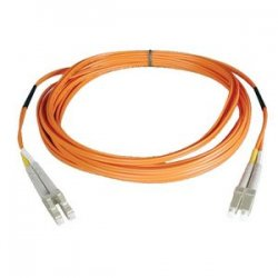 Tripp Lite - N320-04M - Tripp Lite 4M Duplex Multimode 62.5/125 Fiber Optic Patch Cable LC/LC 13' 13ft 4 Meter - LC Male - LC Male - 13ft - Orange