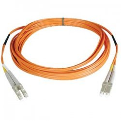 Tripp Lite - N320-21M - Tripp Lite 21M Duplex Multimode 62.5/125 Fiber Optic Patch Cable LC/LC 69' 69ft 21 Meter - LC Male - LC Male - 70ft - Orange