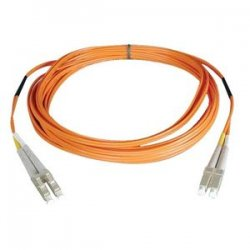 Tripp Lite - N320-25M - Tripp Lite 25M Duplex Multimode 62.5/125 Fiber Optic Patch Cable LC/LC 82' 82ft 25 Meter - LC Male - LC Male - 80ft - Orange