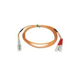 Tripp Lite - N316-10M - Tripp Lite 10M Duplex Multimode 62.5/125 Fiber Optic Patch Cable LC/SC 33' 33ft 10 Meter - SC Male - LC Male - 32.81ft - Orange