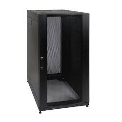 Tripp Lite - SR25UBSP1 - Tripp Lite 25U Rack Enclosure Server Cabinet Shock Pallet w/ Doors & Sides - 25U