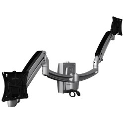 Chief - K1S200S - Chief KONTOUR Mounting Arm for Flat Panel Display - 25 lb Load Capacity - Aluminum - Silver