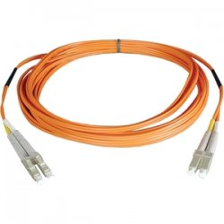 Tripp Lite - N320-20M - Tripp Lite 20M Duplex Multimode 62.5/125 Fiber Optic Patch Cable LC/LC 65' 65ft 20 Meter - LC - LC - 65.62ft - Orange