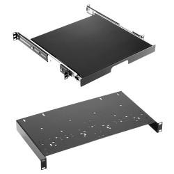 Da-Lite - 33063 - Da-Lite Shelving Options for Equipment Rack Carts