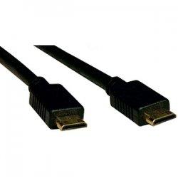 Tripp Lite - P572-006 - Tripp Lite 6ft High Speed Mini HDMI Cable Digital Video with Audio M/M - Male Mini HDMI - Male Mini HDMI - 6ft - Black