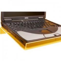 Viziflex Seels - CKS01 - Viziflex Compact Keyboard Stand - 13 Width x 10 Depth - Clear