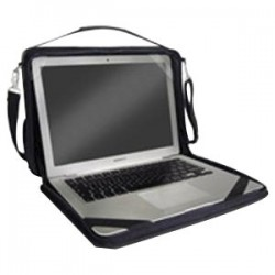 InfoCase - CM-AO-UB13 - InfoCase Carrying Case for 13 Ultrabook, MacBook Air - Nylon - Shoulder Strap - 10.5 Height x 14.2 Width x 3.2 Depth