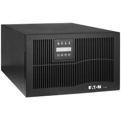 Eaton Electrical - 103005093-6591 - Eaton PW9140 7500VA Rack-mountable UPS, Hardwired - 7500VA/6000W - 7 Minute Full Load - 3 x IEC 320 EN 60320 C19, 2 x IEC 320 EN 60320 C13